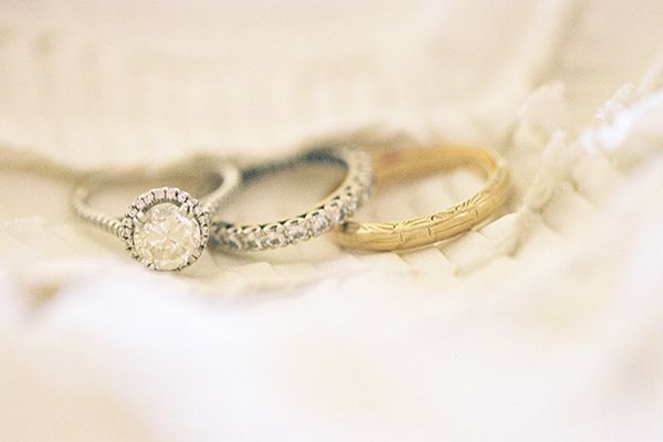 Style Me Pretty Engagement Rings Once Wed