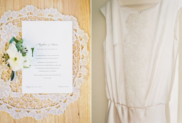 Elegant Australia Winery Wedding