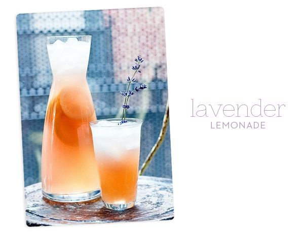 Wedding Lemonade Ideas