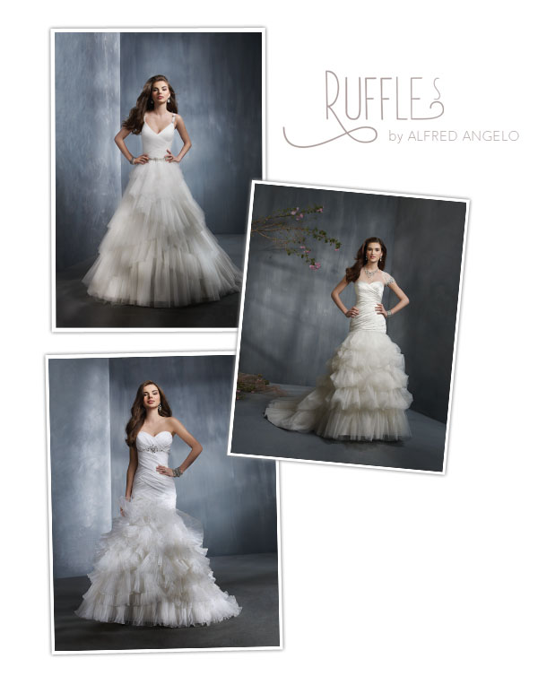 Alfred Angelo Ruffles