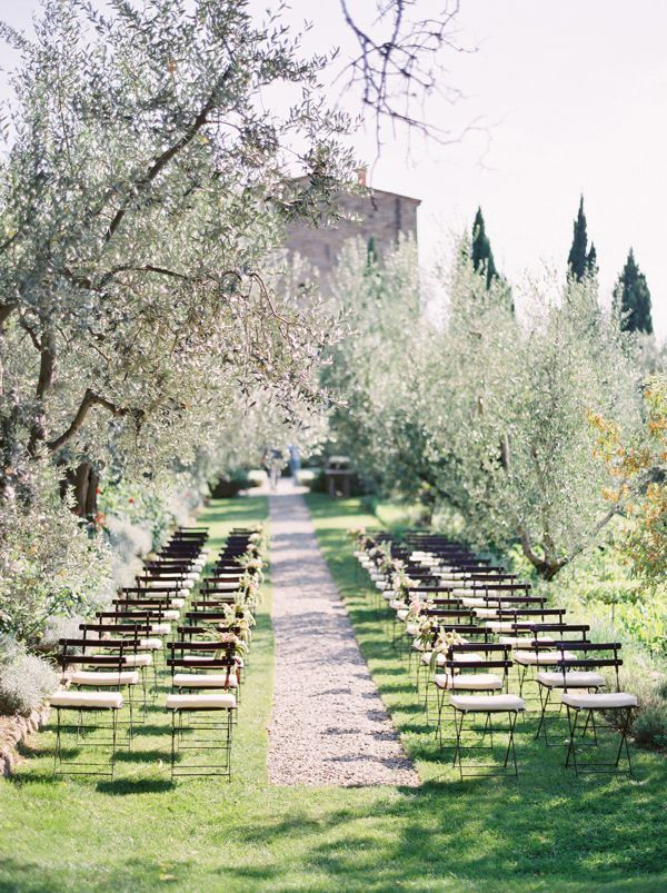 Castillo Vicarello Italian Destination Wedding Ceremony