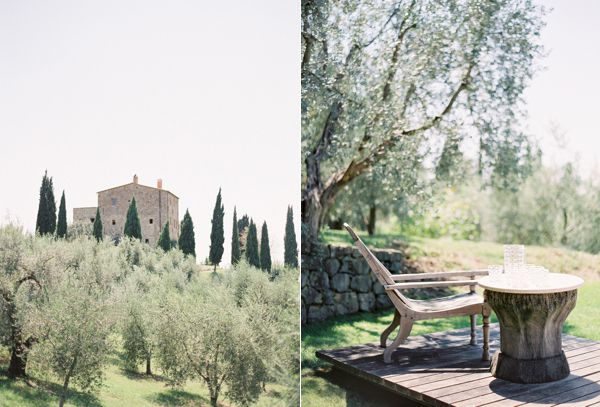 Castillo Vicarello Tuscany Italy Destination Wedding