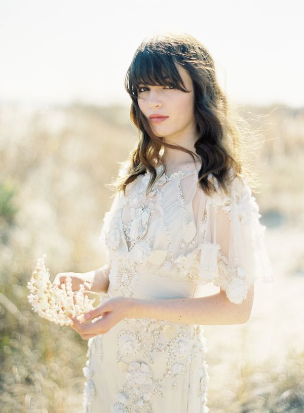 Claire Pettibone Sparrow Wedding Dress