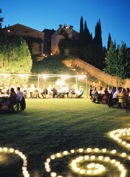 Elegant Italy Wedding