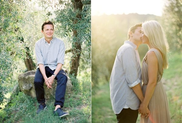 Engagement Shoot Jose Villa Couple Neutral Italy Groom