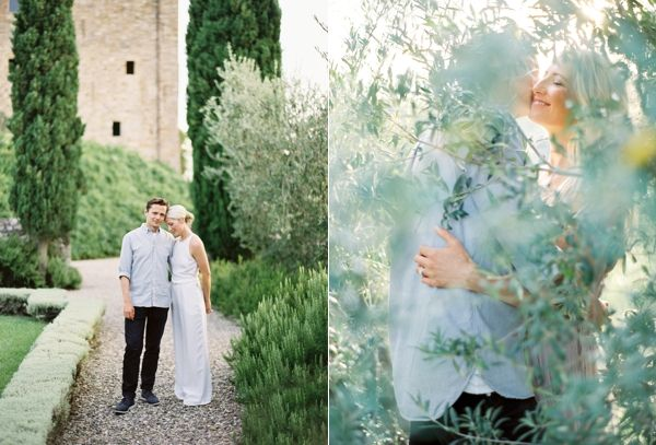 Engagement Shoot Jose Villa Couple Neutral Italy