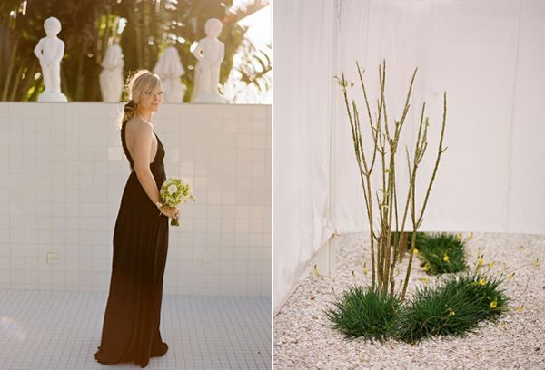 black-bridesmaid-dresses-long-modern-black-tie