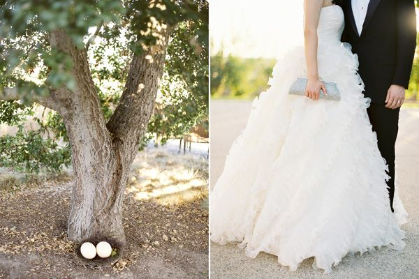 Classic Vineyard Wedding