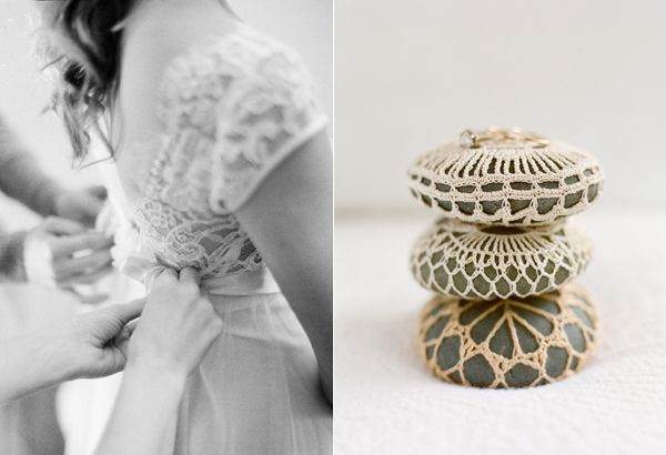Claire Pettibone Dress Crocheted Stones Ring Shot