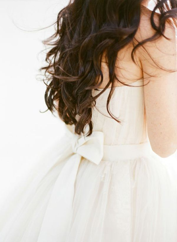 Curly Wedding Hair Down Casual Ideas