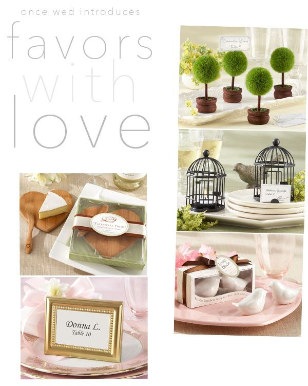Favors With Love