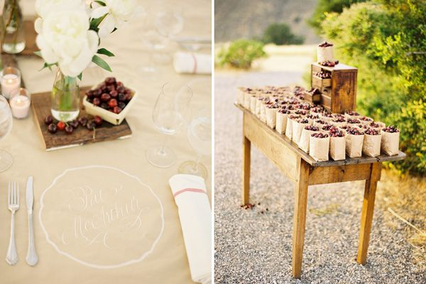 Cherrytree Farmhouse Wedding