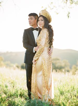 gold-wedding-dresses