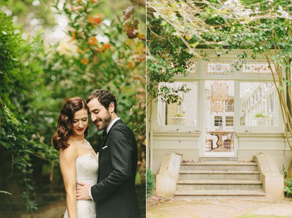 Great Gatsby New South Wales Wedding