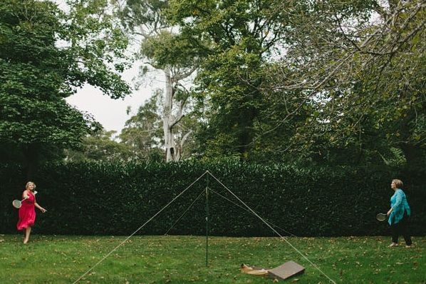great-gatsby-wedding-badminton-game-ourtdoor-garden-reception-austalia
