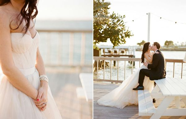 Modern White Miami Wedding Ideas