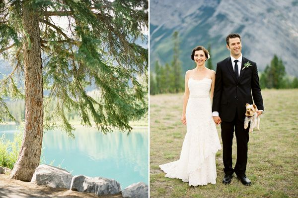 rustic-mountainside-wedding-banff-couple-holding-hands