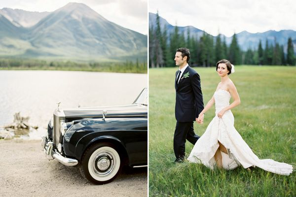 rustic-mountainside-wedding-banff-lake-shoes