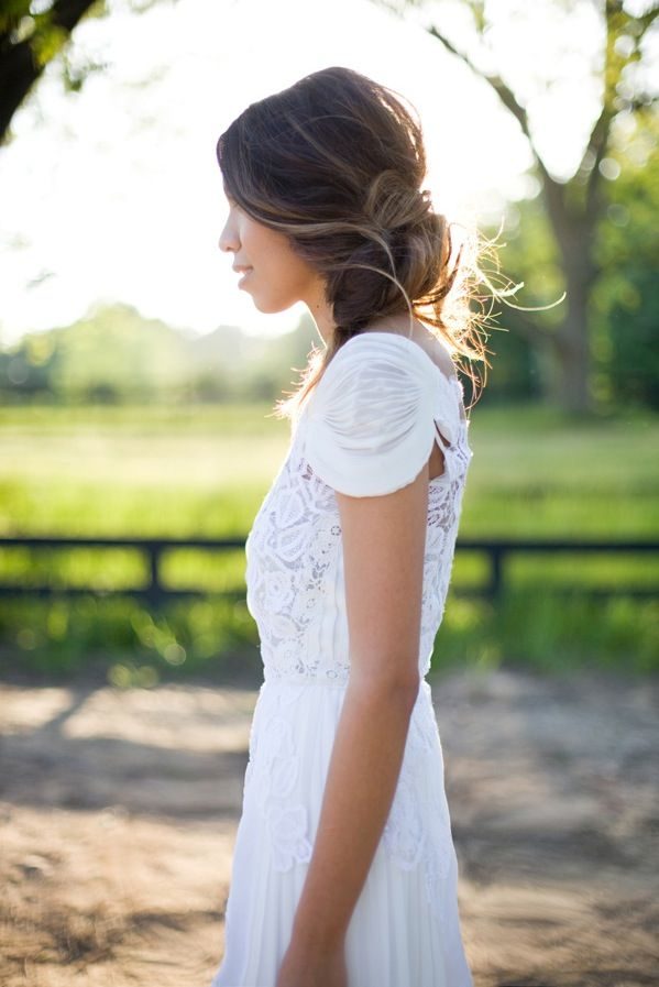 Serenbe Farm Bridal Shoot Alberta Ferretti