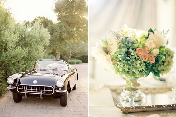 wedding-reception-getaway-car-presents-trunk