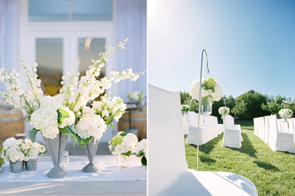 white-flower-centerpieces