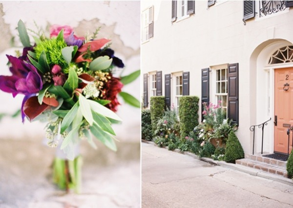 Fresh and Spirited Charleston Wedding