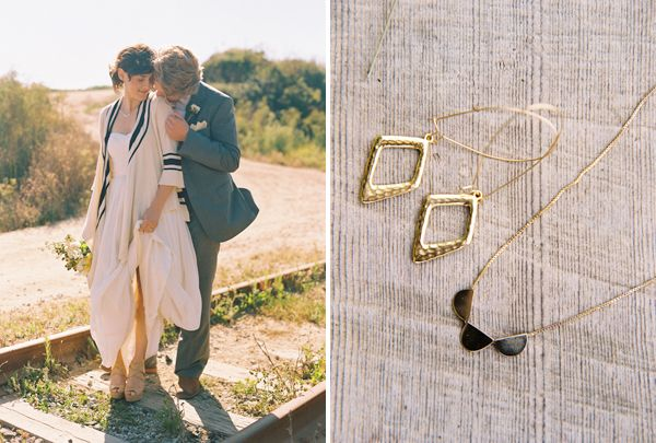 california-elopement-sunlight-bride-groom-cardigan