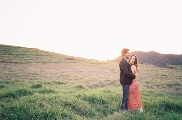 California Engagement Jill Thomas Engagement