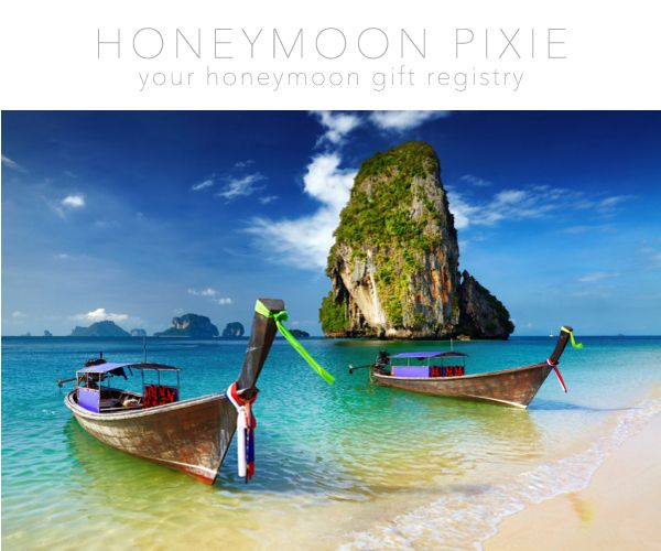 Honeymoon Registry1