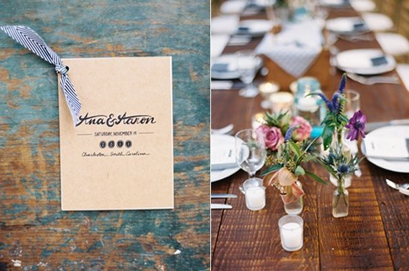 Fresh Spirited Charleston Wedding Once Wed
