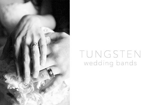 Tungsten Wedding Bands1