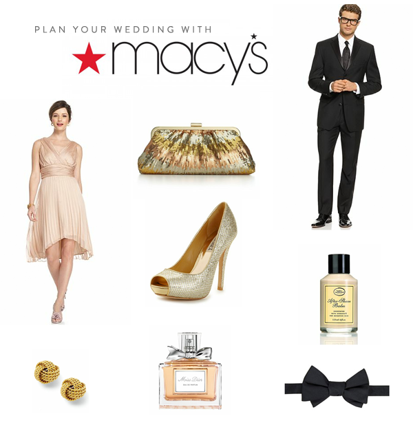 Plan Your Wedding With Macy's