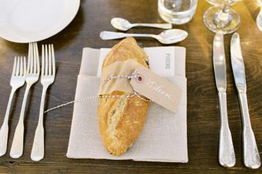 Bread Place Setting