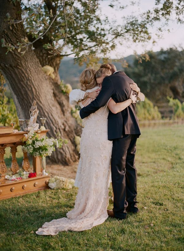 Elopement With A Gypsy Soul Ceremony Officient Hug