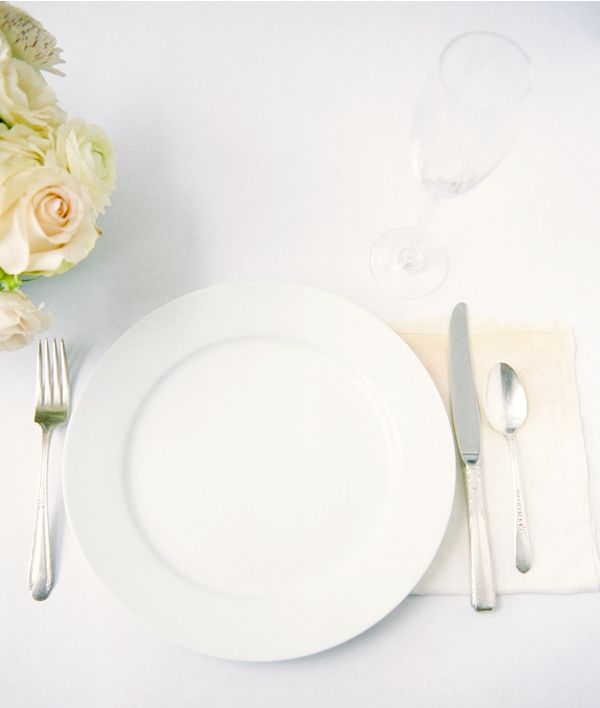 DIY: Ombre Wedding Napkins