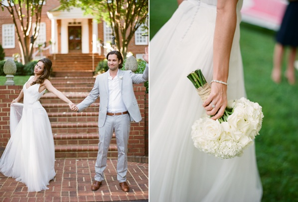 elegant-virginia-outdoor-wedding-bride-groom-married-bouquet-white
