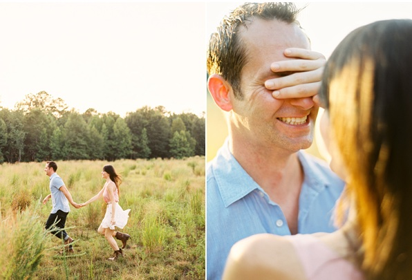 Farm Fresh Engagement