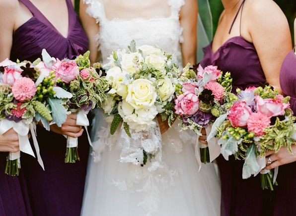 Bridal Bouquets New Orleans : New orleans french quarter wedding once wed