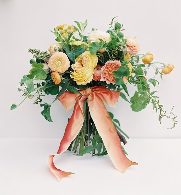 Summer Wedding Bouquet Once Wed