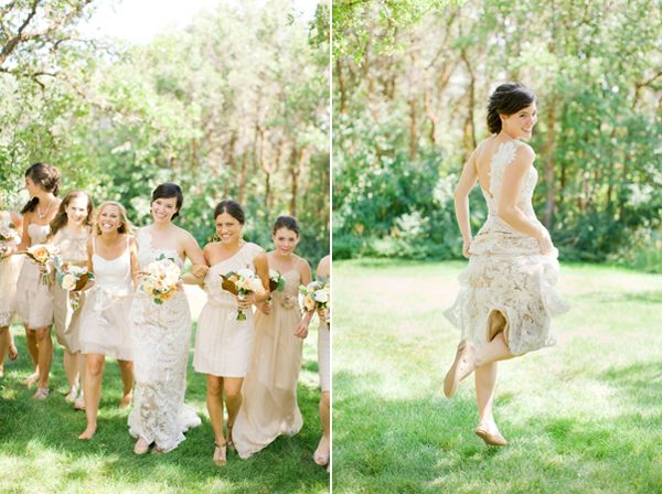 cream-bridesmaid-dress-ideas