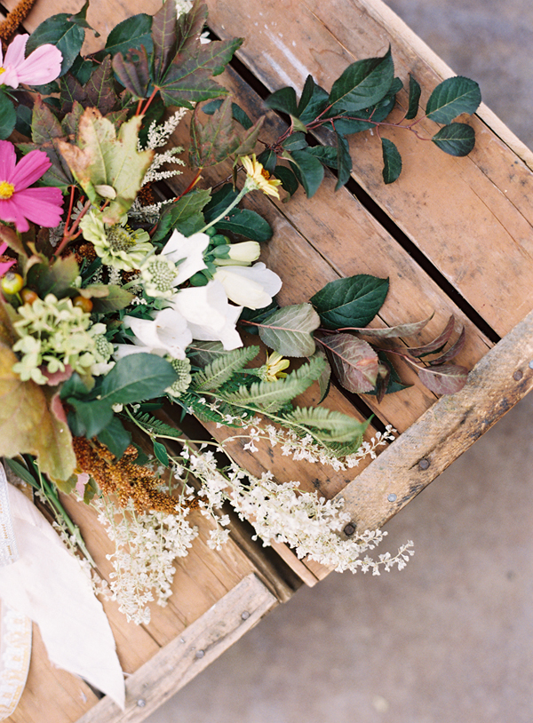 DiY Fall Wedding Bouquets