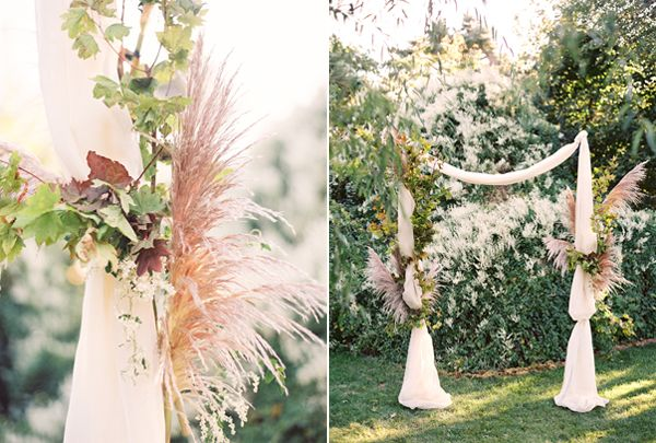 Fall Wedding Foliage Ideas