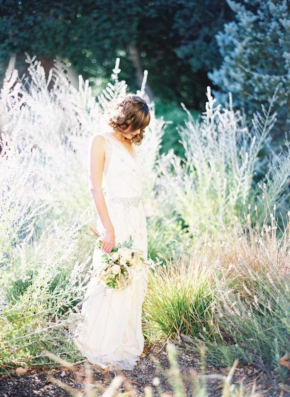 Outdoor Wedding Ideas With Some Sparkle