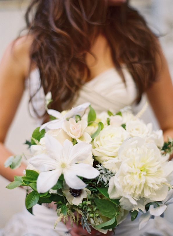 Bridal Bouquets New Orleans : New orleans black tie wedding once wed