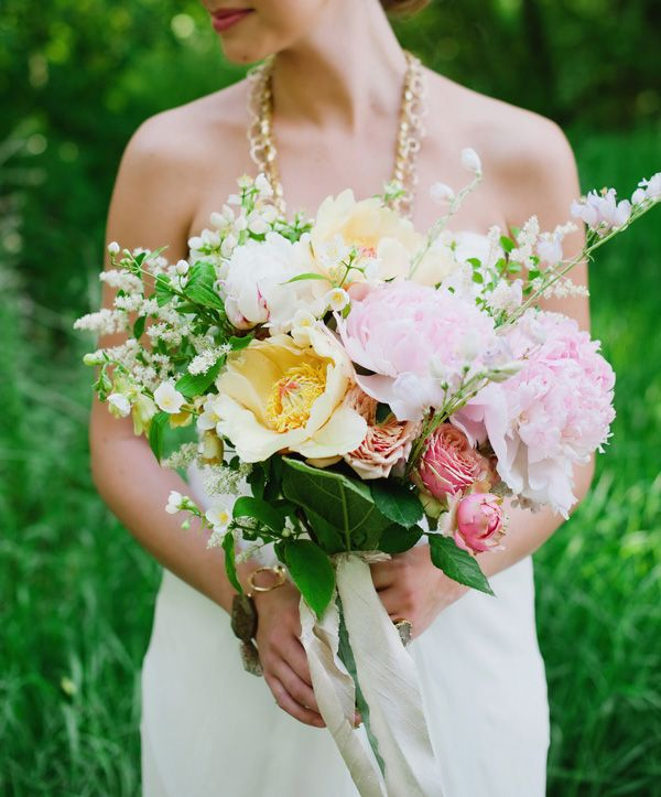 Flowers Wedding Ideas: Outdoor Wedding By The River