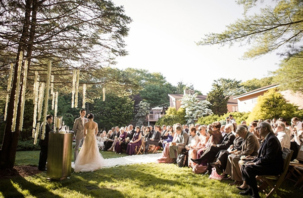 Wedding Ideas For Outside Ceremonies : Outdoor wedding ceremonies ideas once wed