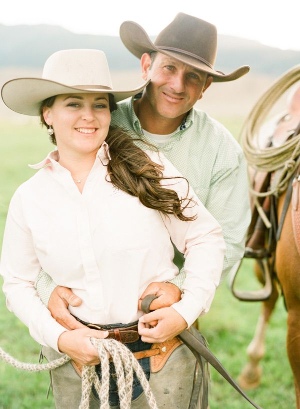 When A Cowgirl Marries A Cowboy Once Wed