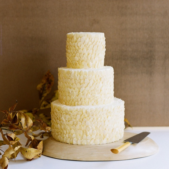 Almond Wedding Cake Frosting