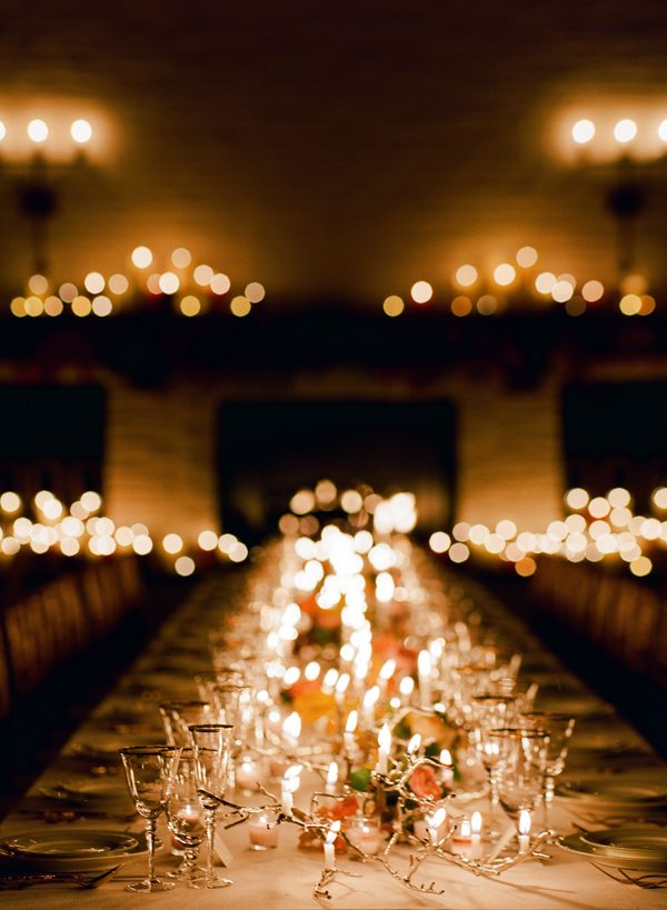long-banquet-table-candles-indoor-fall-winter-wedding-reception