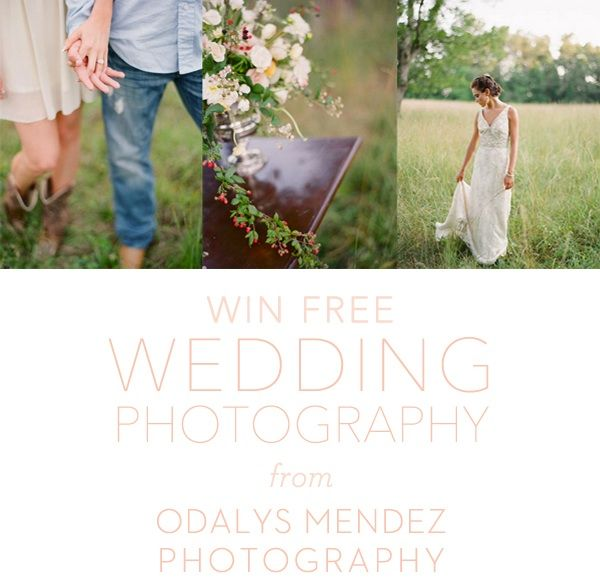 Wedding Film Photography Giveaway